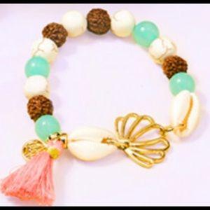 Lilly Pulitzer Earrings & Bracelet Set NIP